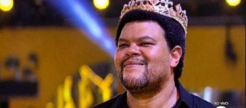 Babu é cotado como o vencedor da temporada em enquete feita por patrocinador da 'Libertadores'. (Reprodução/TV Globo)