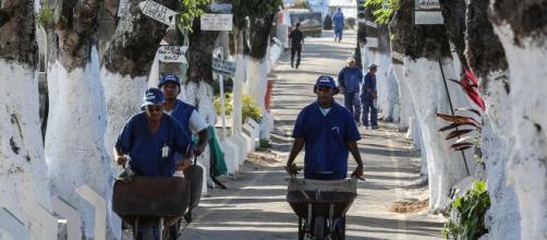 Com crise do coronavirus, Governo do Ceará compra 15 mil túmulos. (Arquivos Blasting News)