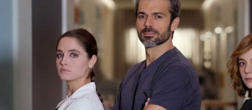 Doc- Nelle tue mani, spoiler del 16 aprile: Carolina ricoverata in ospedale, Andrea e Agnese in ansia.