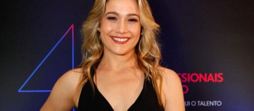 Fernanda Gentil já esteve em uma relação heterossexual. (Arquivo Blasting News)