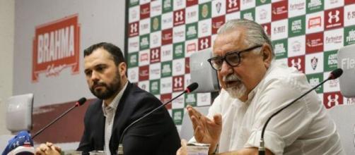 Fluminense vem lutando para vencer crise financeira. (Foto: Lucas Merçon -www.fluminense.com.br)