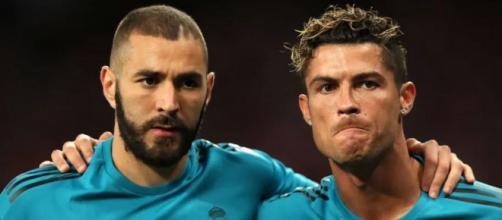 Mercato Real Madrid : Benzema 'menacé' en 'contact' avec Ronaldo (Crédit instagram/realmadrid)