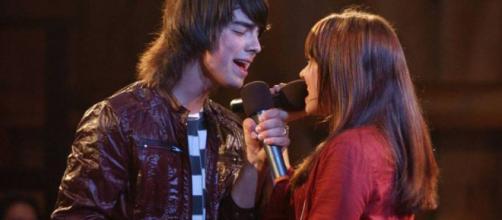Mitchie era interpretada por Demi Lovato. (Reprodução/Disney)
