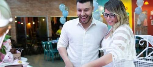 O filho de Murilo Huff e Marília Mendonça está completando 4 meses nesta quinta-feira. Foto: Arquivo Blasting News