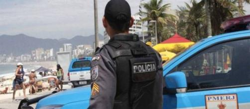 Polícia Militar do Rio de Janeiro investiga suposta orgia. (Arquivo Blasting News)