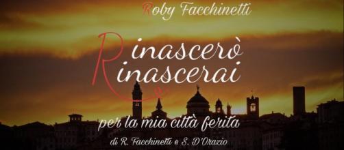 Roby Facchinetti lancia Rinascerò Rinascerai.