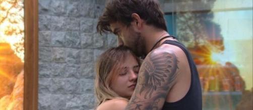 'Se quisesse, teria me respondido', diz Gui sobre convite de Gabi. (Reprodução/TV Globo)