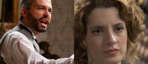 Una Vita anticipazioni Spagna: Felipe capisce che Celia ha ucciso la Crespo grazie a Ramon