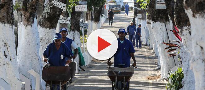 Coronavirus: governo do Ceará estima 250 mortes por dia em Fortaleza no início de maio