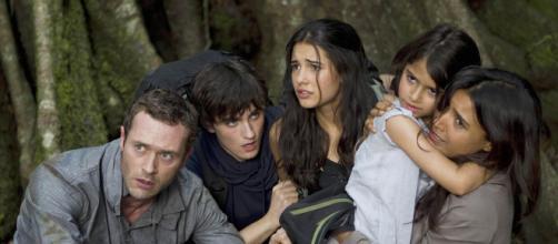"""5 atores que fazem parte do elenco """"Terra Nova"""". ( Arquivo Blasting News )"""