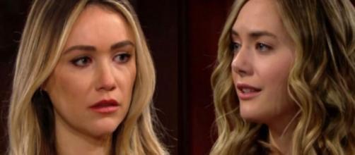 Beautiful, trame sino al 25/04: Flo vuole dire ad Hope che Beth è ancora viva.