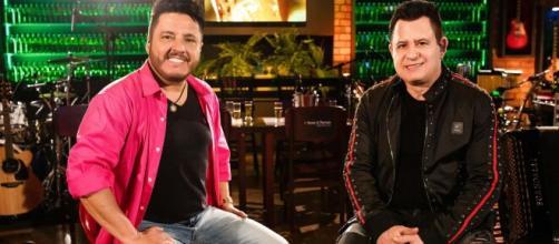 Bruno e Marrone anunciam nova live e já brincam com estado que ficarão. Foto: Arquivo Blasting News