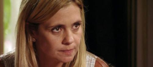 Carminha era interpretada por Adriana Esteves. (Reprodução/TV Globo)
