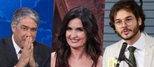 Fátima Bernardes já foi casada com Willian Bonner (Arquivo Blasting News)