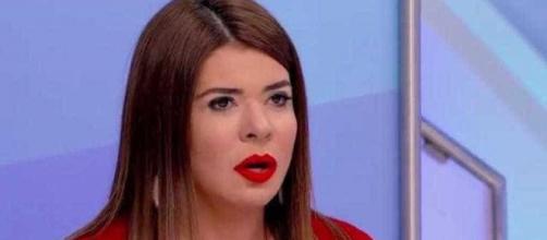 Mara Maravilha é apresentadora do SBT. (Reprodução/SBT)