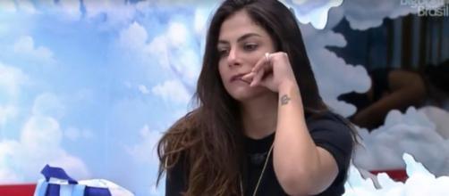 Mari conversa com Ivy sobre liderança. ( Reprodução/TV Globo )