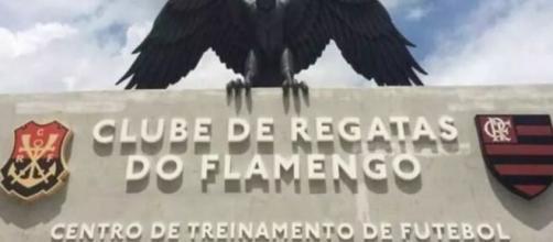 Montenegro lembrou a tragédia ocorrida no Ninho do Urubu em 2019. (Divulgação/Flamengo)