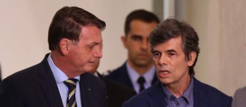Novo ministro revela diálogo aberto com Bolsonaro. (Arquivo Blasting News)