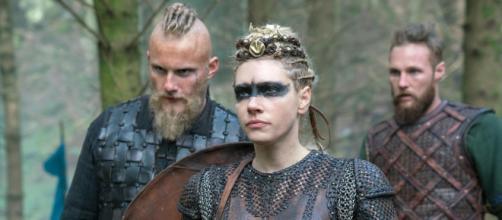 """""""Vikings"""" é um grande sucesso. (Reprodução/Netflix)"""
