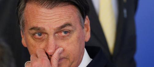 Após demissão de Mandetta, 64% das pessoas não concordaram com a posição de Bolsonaro. (Arquivo Blasting News)