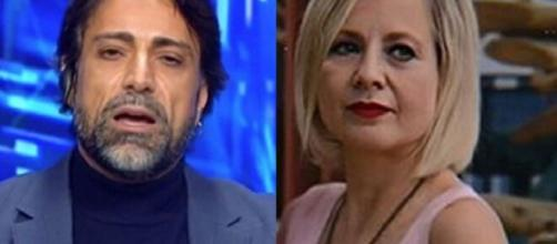 GF Vip, il fidanzato di Antonella Elia replica alle critiche: 'Non sono uno sfigato'.