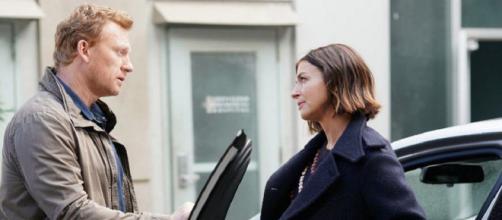Nel prossimo episodio di Grey's Anatomy, Amelia rivelerà ad Owen e Teddy la verità sulla sua gravidanza.