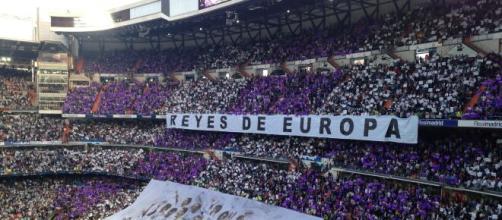 O Real Madrid é um dos clubes mais populares do mundo. (Arquivo Blasting News)