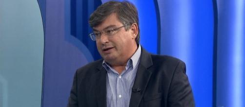 Prefeito de Marília Daniel Alonso. (Reprodução/TV TEM)