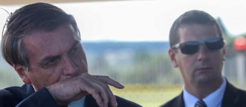 Bolsonaro diz que coronavírus irá contaminar cerca de 70% da população. (Arquivo Blasting News)