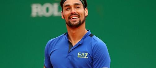 Fabio Fognini, vincitore dello scorso torneo di Montecarlo.