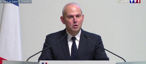 Jérome Salomon s'est exprimé sur la situation en France par rapport au coronavirus. Credit : TF1 Capture