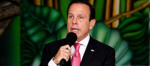 João Doria critica Bolsonaro após o presidente discursar. (Arquivo Blasting News)
