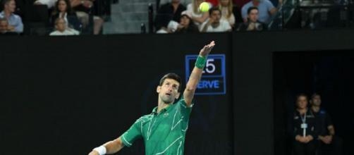Novak Djokovic, eterno 'terzo incomodo' del 'Fedal'.