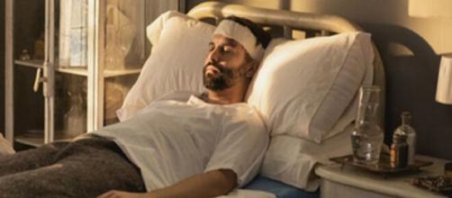 Una Vita, spoiler spagnoli: l'Alvarez Hermoso in gravi condizioni dopo un incidente.