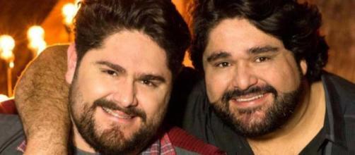 YouTube derruba live de César Menotti e Fabiano. (Arquivo Blasting News)
