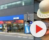 Une petite fille de trois ans s'est vu refusé l'accès à un magasin Aldi alors qu'elle était accompagnée par son père