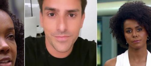 """A apresentadora do """"Jornal Hoje"""" vai processar Rodrigo Branco. (Arquivo Blasting News)"""