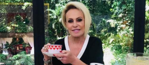 A artista Ana Maria Braga se encontra tratando de um câncer e isolada por causa do coronavírus. (Reprodução/TV Globo)