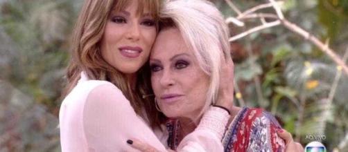Ana Maria Braga se emociona com Ana Furtado em aniversário: 'Me faz chorar'. (Arquivo Blasting News)
