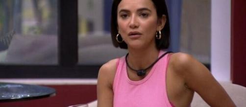 'BBB20': Manu detona posição de amigas no quarto do líder. (Reprodução/TV Globo)