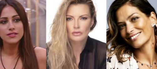 Fernanda Lessa, Licia Nunez e Teresanna Pugliese parlano del GF VIP.
