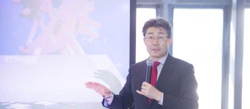 George Gao é diretor geral do Centro de Controle e Prevenção de Doenças da China. (Arquivo Blasting News)