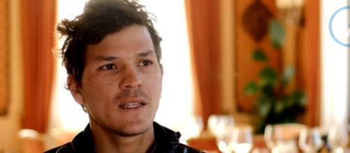 Julian Arredondo, miglior scalatore al Giro d'Italia 2014