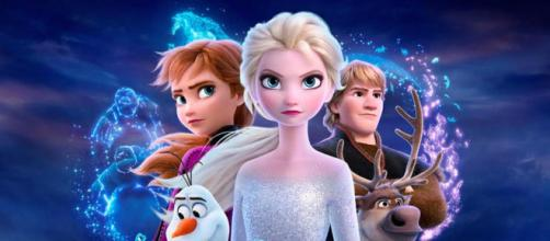 La Reine des Neiges 2 sort en version digitale ce 2 avril. Credit : Disney
