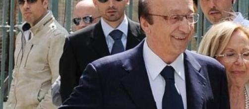 Luciano Moggi, ex amministratore delegato della Juventus.
