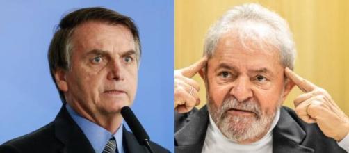 """Lula ataca presidente e diz: """"Quem precisa ficar isolado é ele"""". (Arquivo Blasting news)"""