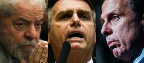 'LulaDoria' vira assunto do momento no Brasil. (Reprodução/Web)