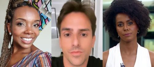 Maju Coutinho e família de Thelma estudam processar Rodrigo Branco. (Arquivo Blasting News)