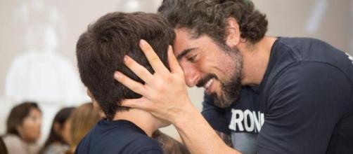 Marcos Mion fala sobre o filho. (Arquivo Blasting News)