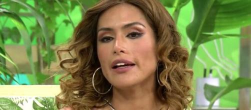 """Miriam Saavedra ha hecho pública su edad en """"Sálvame"""""""